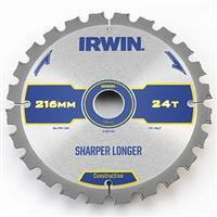 IRWIN Construction Table & Mitre Circular Saw Blades